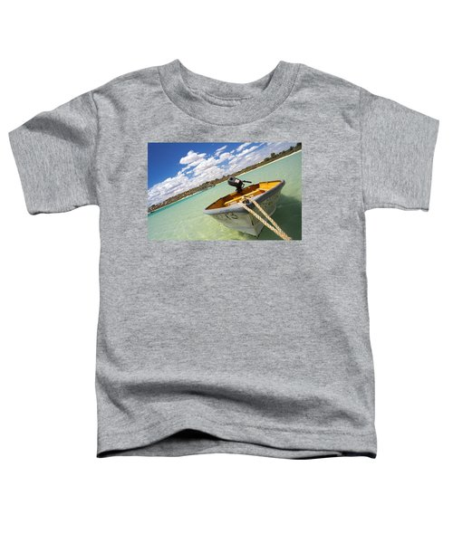 Happy Dinghy Toddler T-Shirt