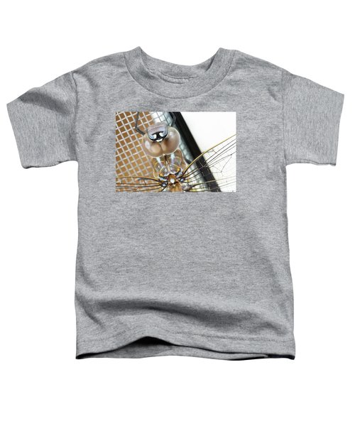 Happy Dragonfly Toddler T-Shirt