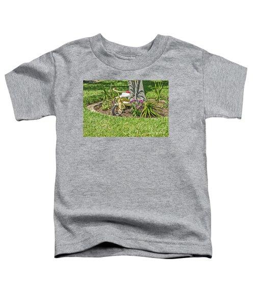 Happy Spring Toddler T-Shirt