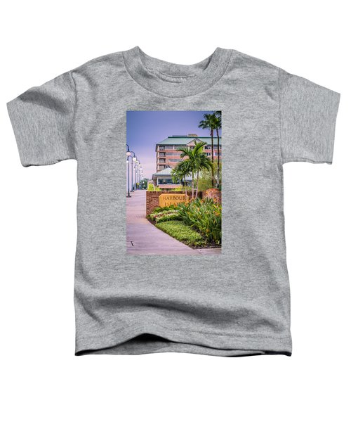 Harbour Island Retreat Toddler T-Shirt