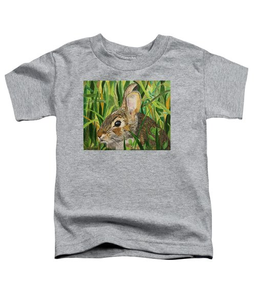 Hare's Breath Toddler T-Shirt