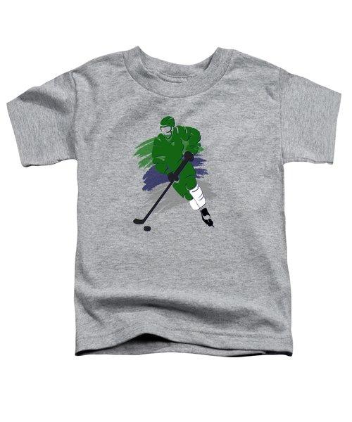 Hartford Whalers Player Shirt Toddler T-Shirt