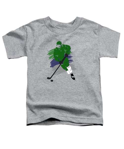 Hartford Whalers Player Shirt Toddler T-Shirt