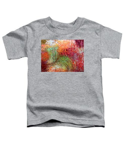 Harvest Abstract Toddler T-Shirt