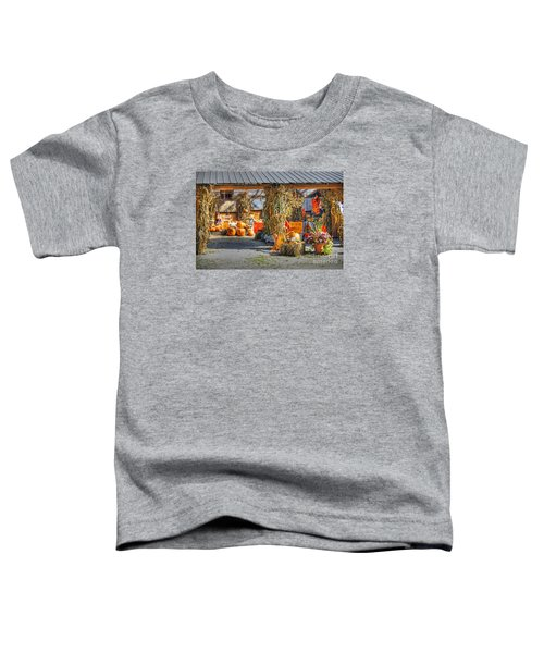 Harvest Days Toddler T-Shirt