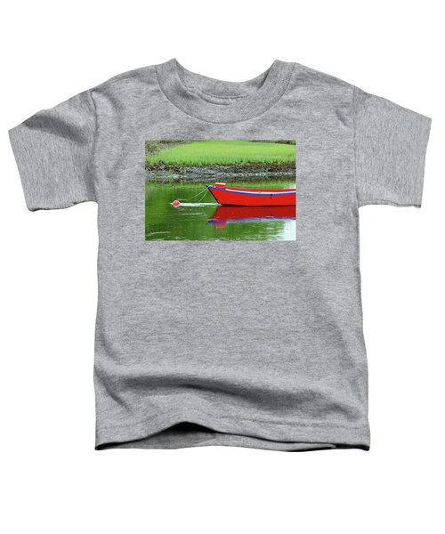 Harwich Rowboat Toddler T-Shirt