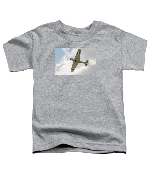 Hawker Hurricane Mk I Toddler T-Shirt by Gary Eason