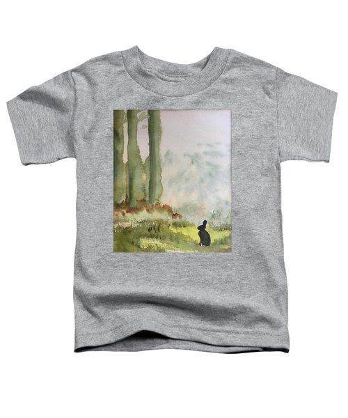 Hazel-rah Toddler T-Shirt