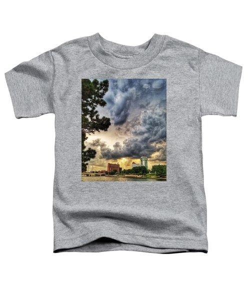 Hdr Ict Thunder Toddler T-Shirt