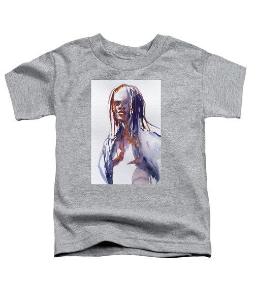 Head Study 3 Toddler T-Shirt