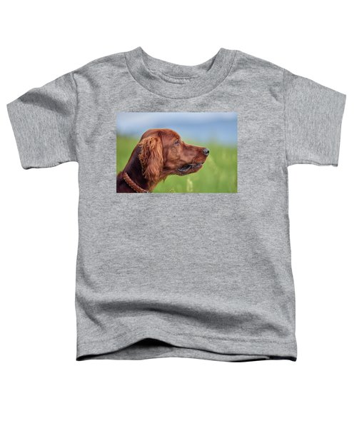 Head Study Toddler T-Shirt