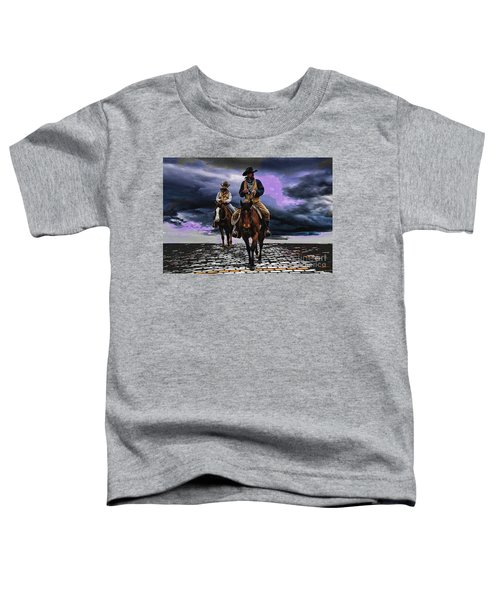 Headed Home Toddler T-Shirt