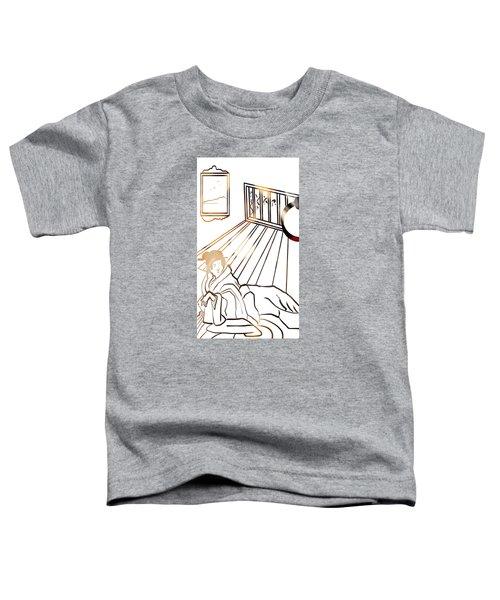 Healing . Energy Toddler T-Shirt