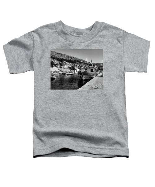 Heart Of The Harbour Toddler T-Shirt