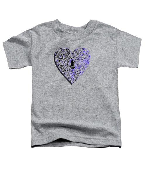 Heart Shaped Lock .png Toddler T-Shirt