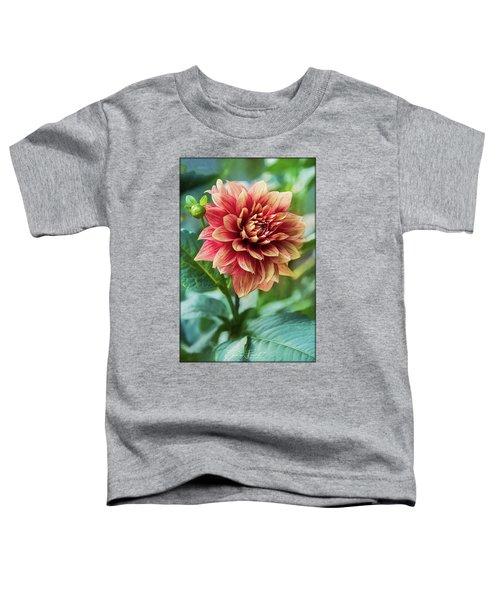 Heat Of Summer Toddler T-Shirt