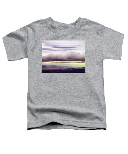 Heavenly Clouds Toddler T-Shirt