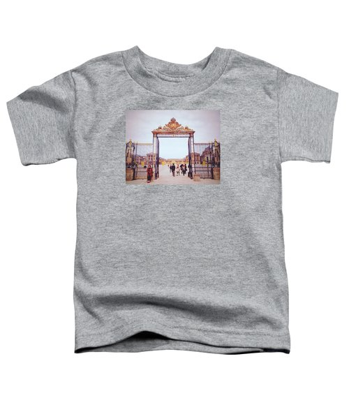 Heaven's Gates Toddler T-Shirt by Ashley Hudson