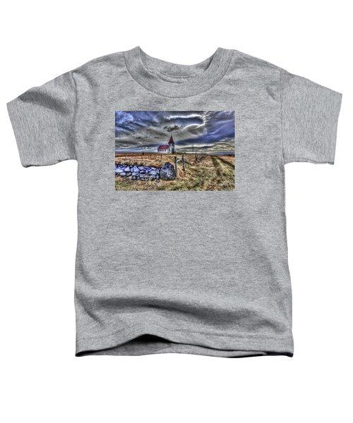 Hellnar Church Toddler T-Shirt