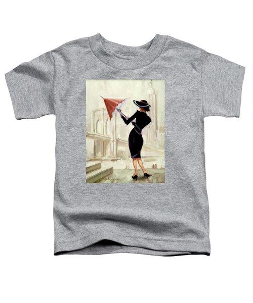 Hello New York Toddler T-Shirt