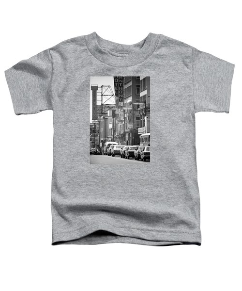 Hennepin And The Orpheum Toddler T-Shirt