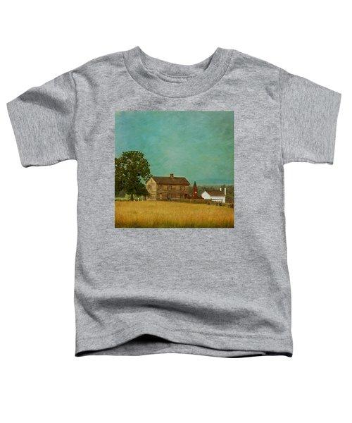 Henry House At Manassas Battlefield Park Toddler T-Shirt
