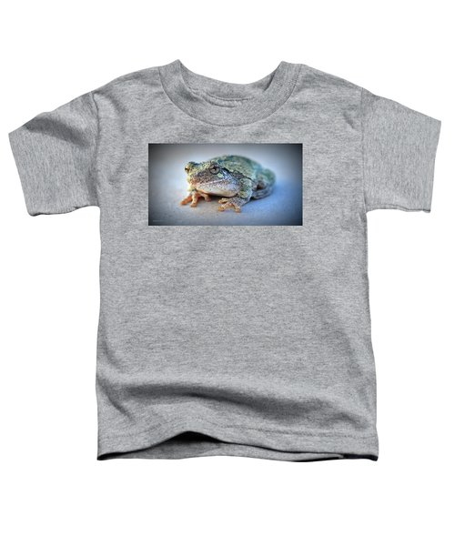 Toddler T-Shirt featuring the photograph Here's Looking At You by Andrea Platt