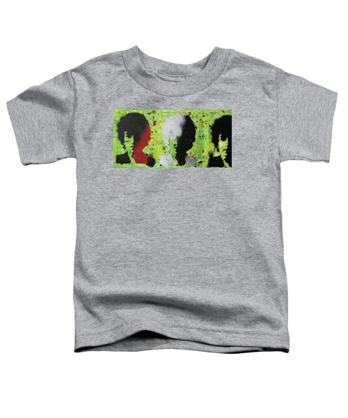 He's Not Selling Any Alibis Toddler T-Shirt
