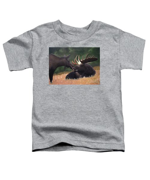 Hesitant Toddler T-Shirt