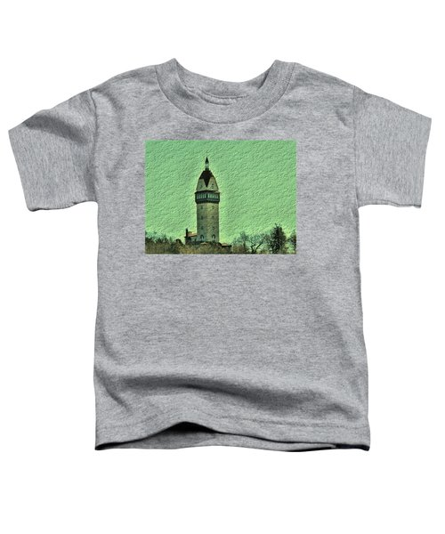 Heublein Tower Toddler T-Shirt