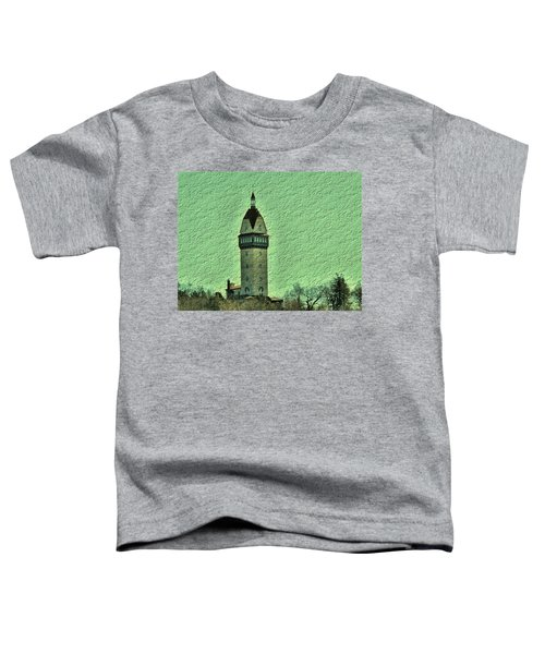 Heublein Tower Toddler T-Shirt