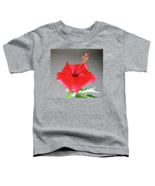 Hibiscus #1 Toddler T-Shirt