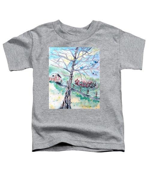 Hickory Toddler T-Shirt