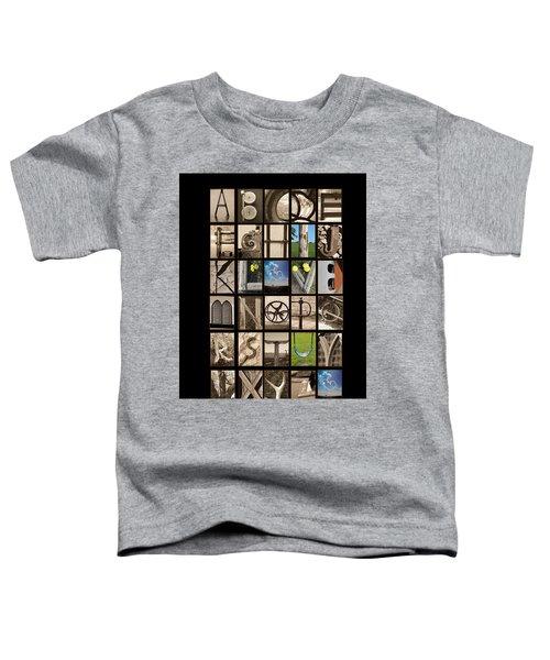 Hidden Message Toddler T-Shirt