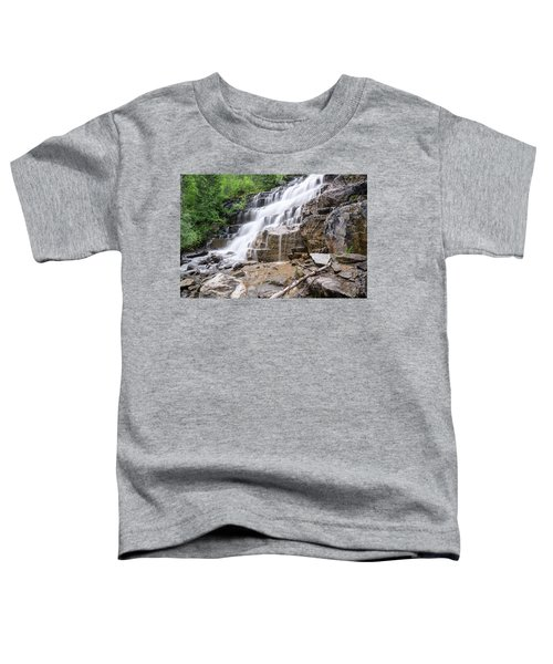 Hidden Waterfalls Toddler T-Shirt