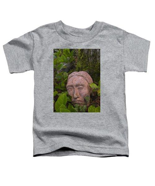 Hiding Signed Toddler T-Shirt