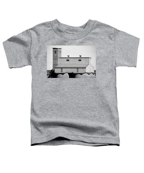 Toddler T-Shirt featuring the photograph High Rise by Stephen Mitchell