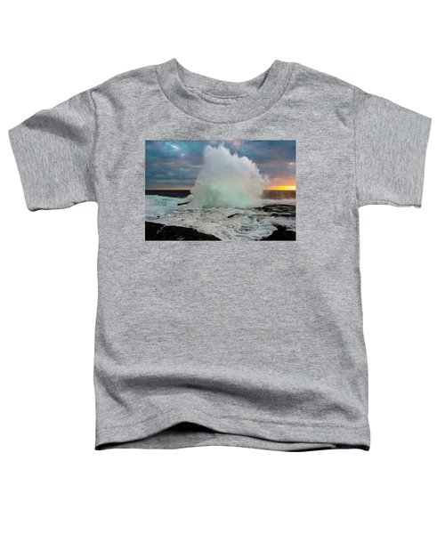 High Surf Explosion Toddler T-Shirt
