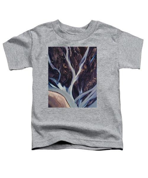 Highland Rivers Toddler T-Shirt