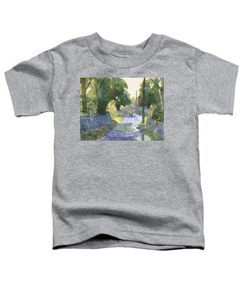 Highway Patrol Toddler T-Shirt