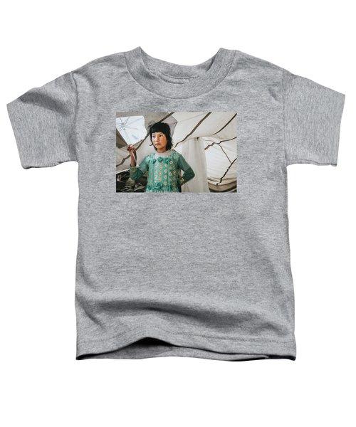 Himalayan Girl Toddler T-Shirt