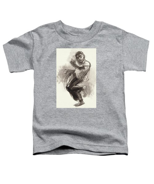 Hiphop Dancer 2 Toddler T-Shirt