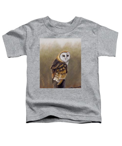 His Majesty Sits Toddler T-Shirt