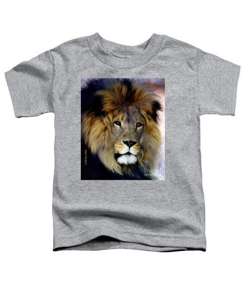 His Majesty The King Toddler T-Shirt