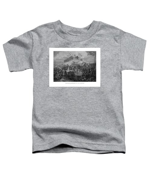 Historical Monument Of Our Country Toddler T-Shirt