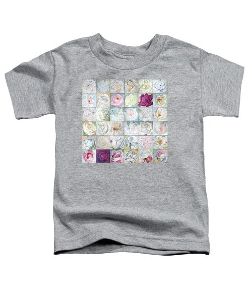 History Of Art Toddler T-Shirt