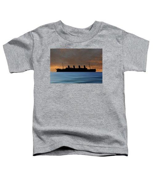 Hmhs Britannic 1915 V3 Toddler T-Shirt