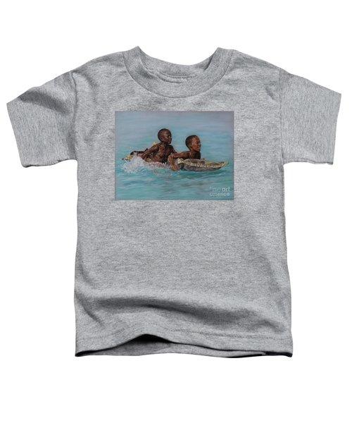 Holiday Splash Toddler T-Shirt