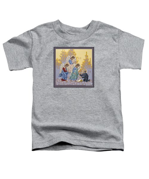Holy Theologian Bernard Lonergan 122 Toddler T-Shirt