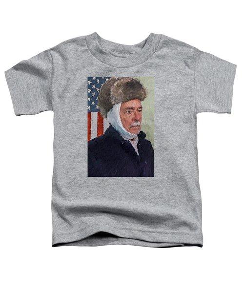 Homage To Van Gogh Two Toddler T-Shirt